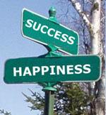 Счастье, успех.